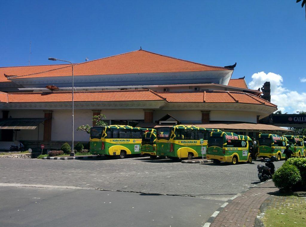 ウブドまでバスでの移動方法